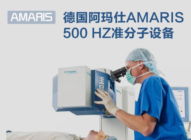 德国阿玛仕AMARIS 500准分子设备
